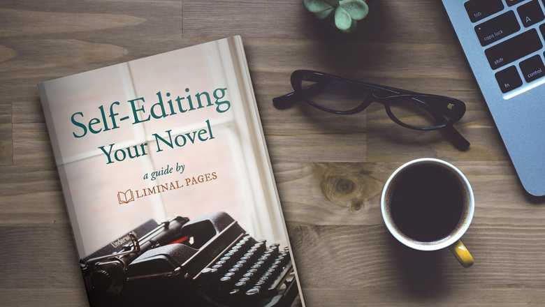 Self-Editing Your Novel – A Guide by Liminal Pages image